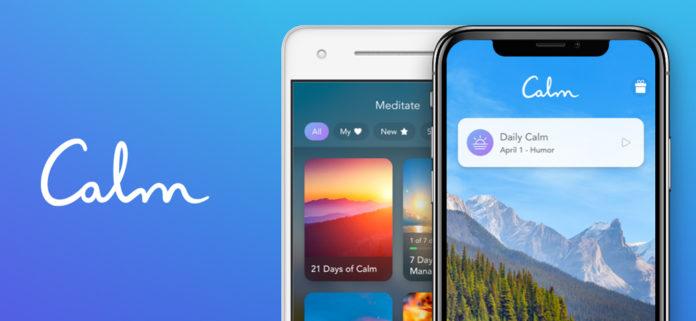 aplicación calm para Android