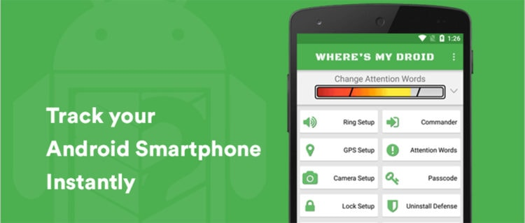 mejores apps para localizar un android