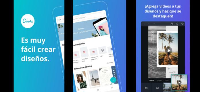 app canva para Android