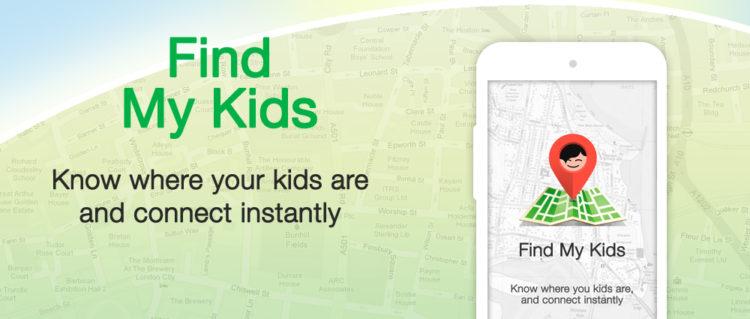 find my kids