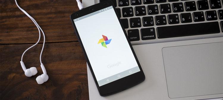cómo ubicar un celular con google fotos