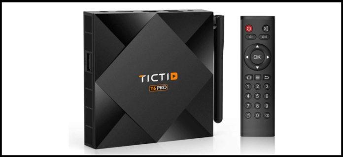 TICTID T6 PRO