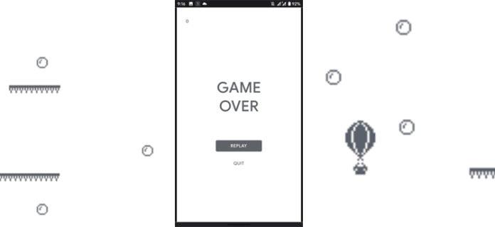nuevo juego play store