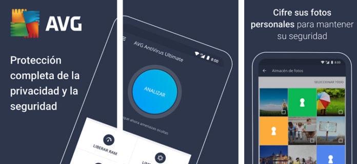 AVG AntiVirus y Seguridad para Android Gratis 2021