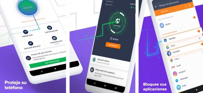 Avast Antivirus 2021 – Seguridad Android | Gratis