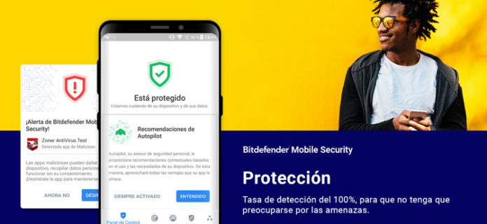 mejores antivirus para móviles Android