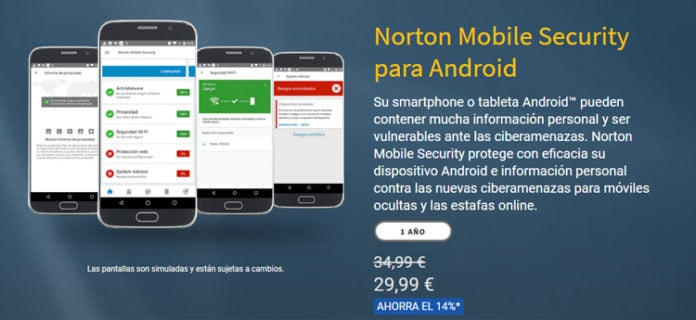Norton Mobile Security para Android