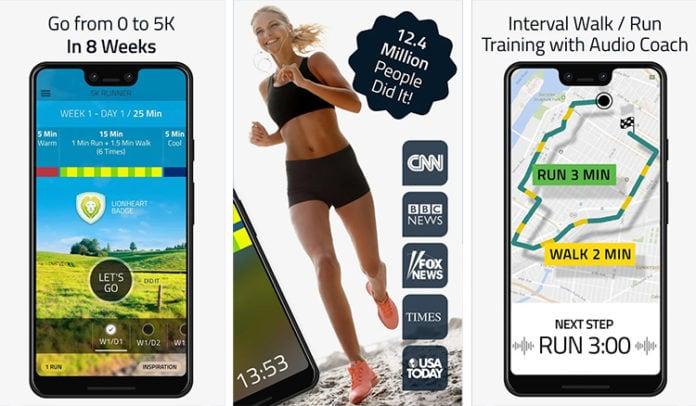 app 5k runner