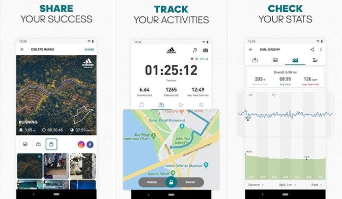 mejores apps para correr